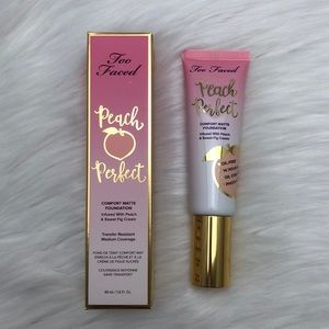 TooFaced Peach Perfect Foundation - Butterscotch